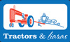 Tractors and Tiaras logo design