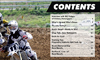 Colorado Motocross Magazine Table of Contents